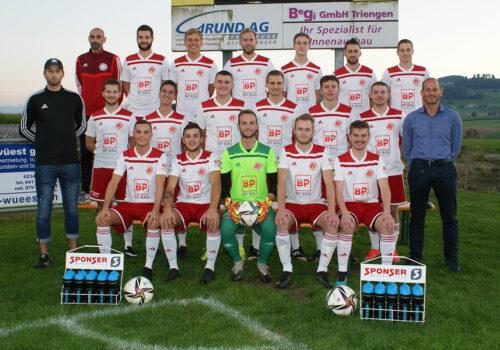 1. Mannschaft FC Triengen