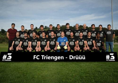 3. Mannschaft FC Triengen