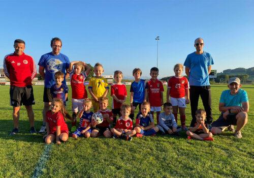 Fussballschule FC Triengen